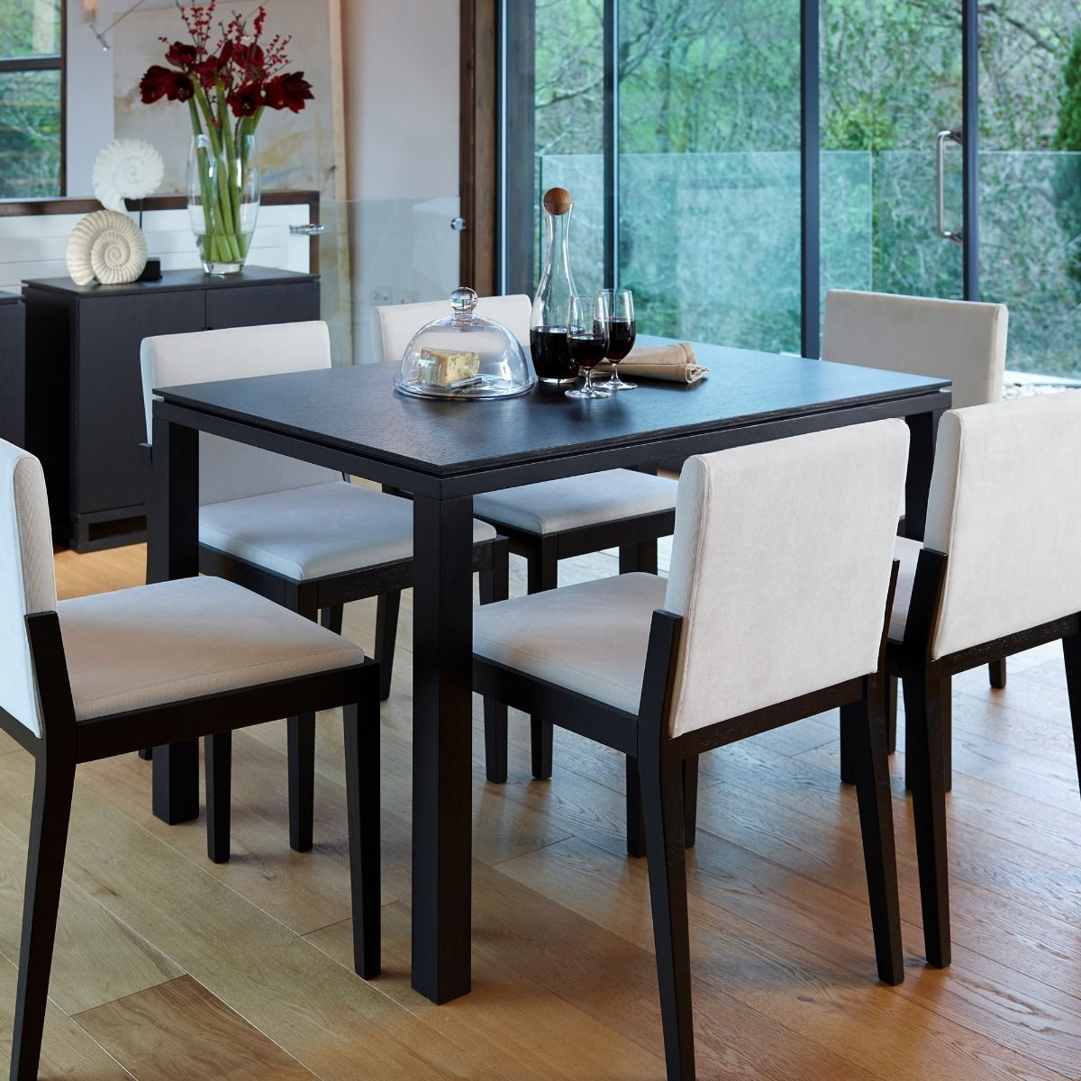 Large Rectangular Dining Table