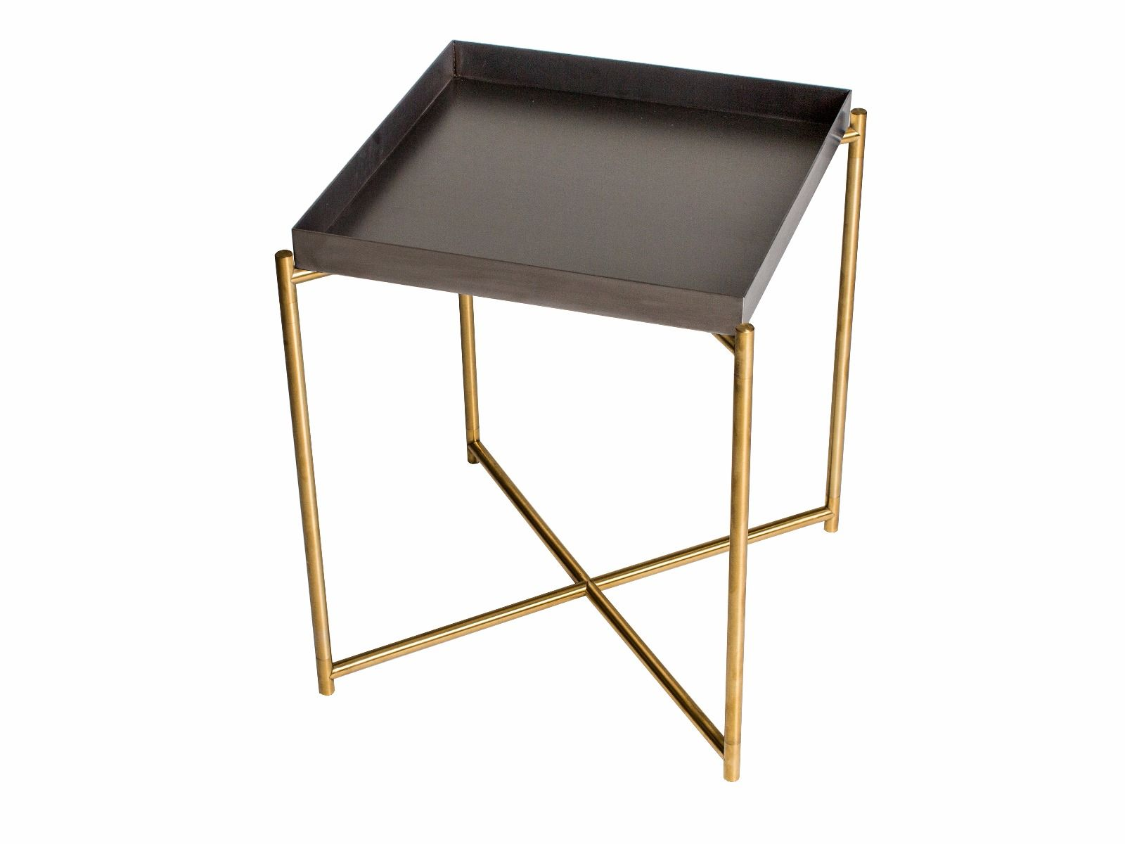 Square Tray Top Side Table Collection
