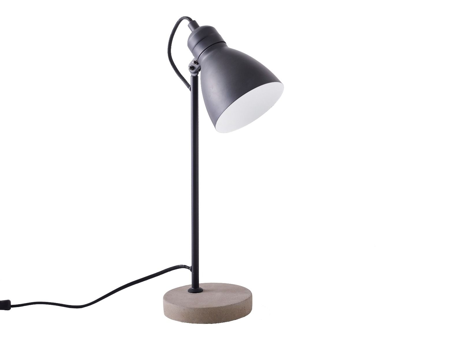 Agatha Table Lamp Black