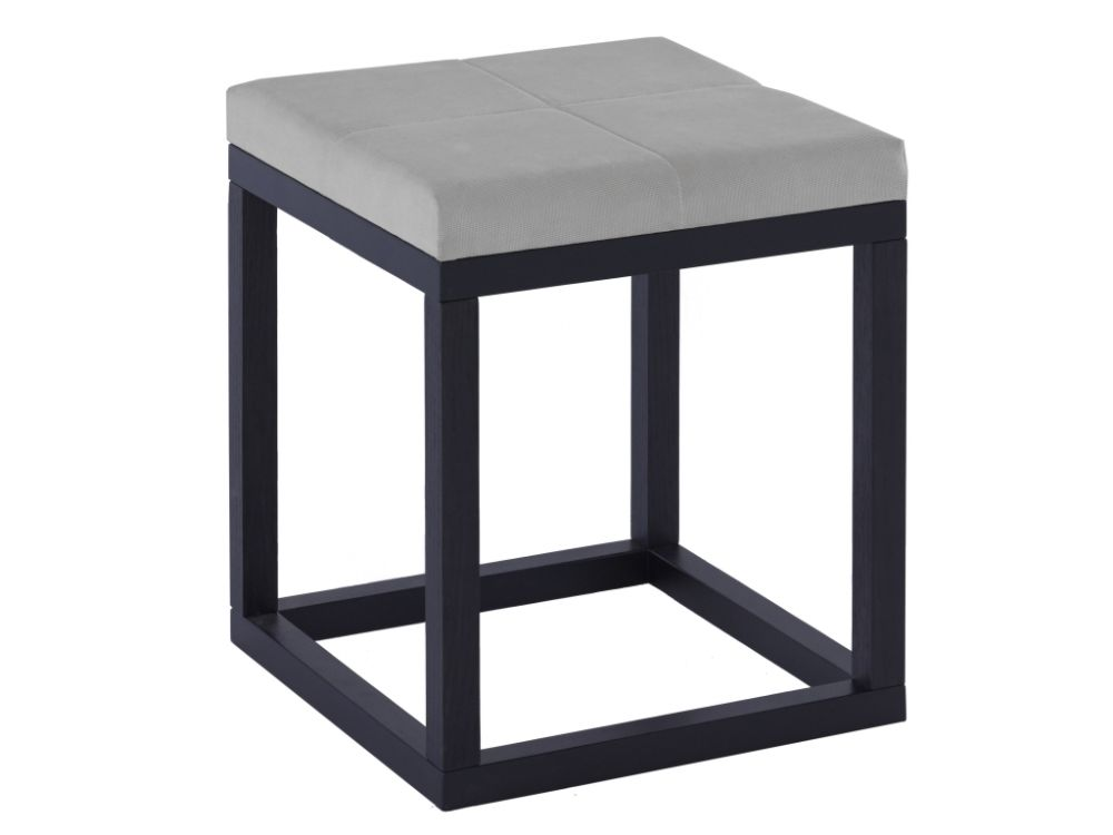 Small stool GREY - Cordoba