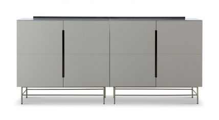 Four Door High Sideboard