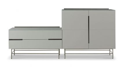 Door & Drawer Combination Sideboard