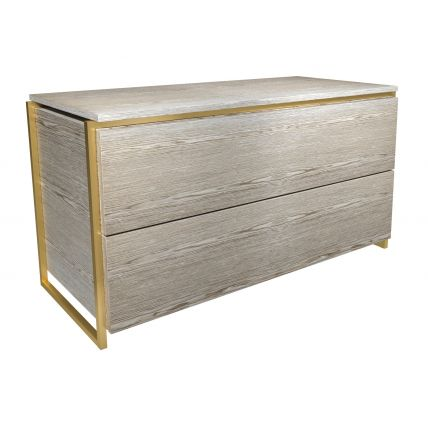 Two Drawer Chest  by Gillmore
