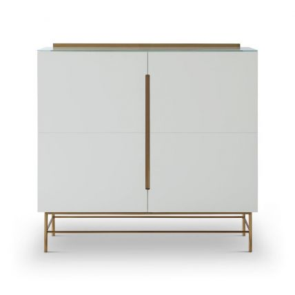 Two Door High Sideboard  by Gillmore