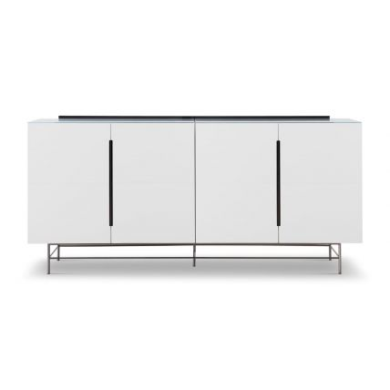 Four Door High Sideboard  by Gillmore