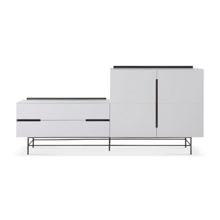 Door & Drawer Combination Sideboard by Gillmore