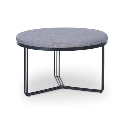 Small Circular Coffee Table or Footstool  by Gillmore