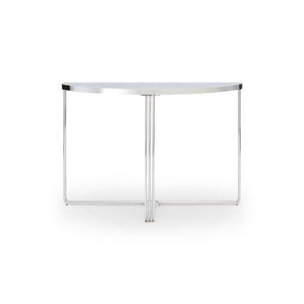 Demi Lune Console Table  by Gillmore