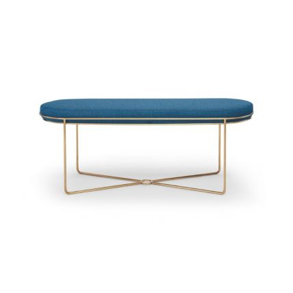 Ottoman Stool  by Gillmore