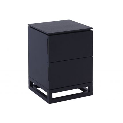 Small bedside chest of drawers by Gillmore Space