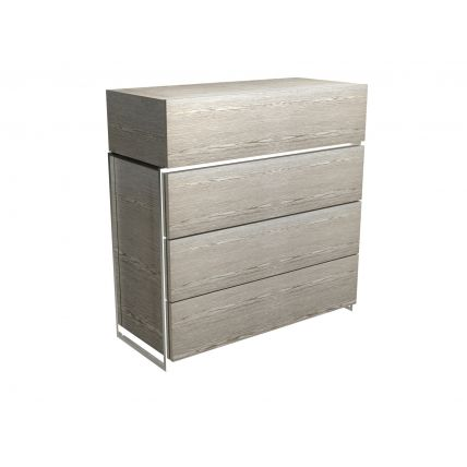 Four Drawer Chest  by Gillmore