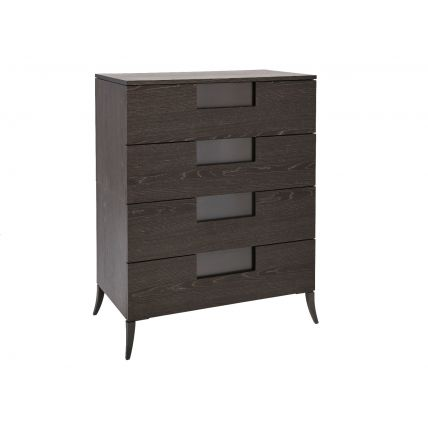 Wide Four Drawer Chest  by Gillmore
