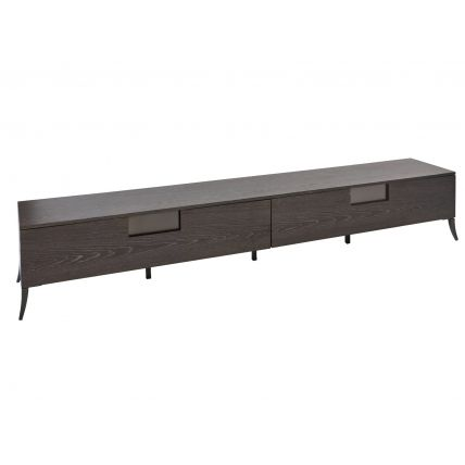 Media sideboard double length by Gillmore Space
