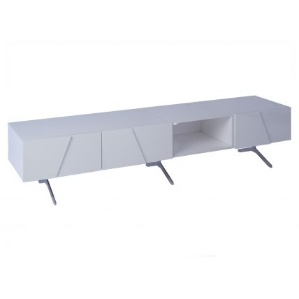 Low large sideboard part open front   by Gillmore Space
