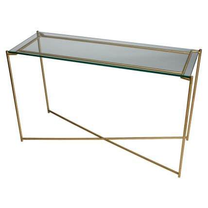 Large Console Table  by Gillmore