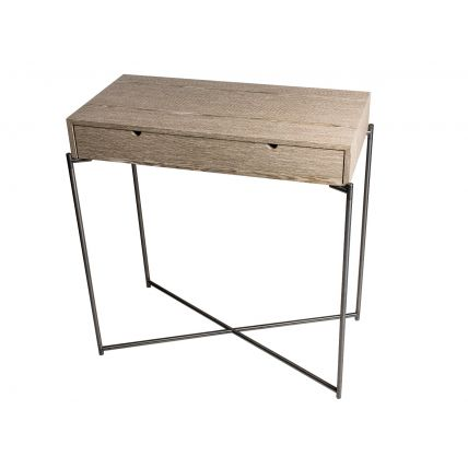 Small Console Table With Drawer  by Gillmore