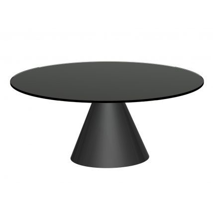 Small Circular Coffee Table  by Gillmore