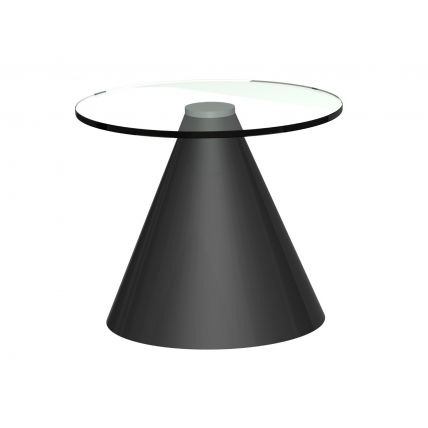 Circular Side Table by Gillmore Space