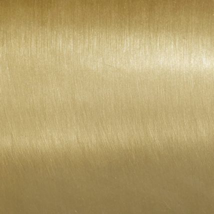 SAMPLE: Brass Brushed