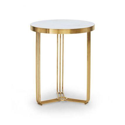 Circular Side Table