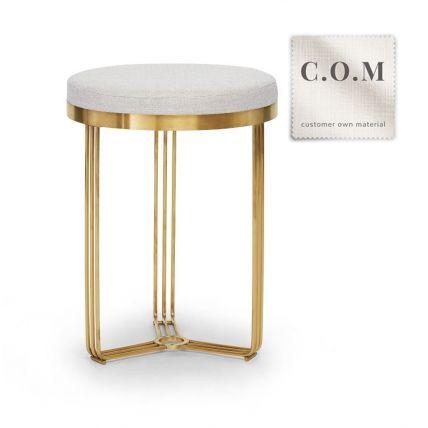 Circular Side Table or Stool