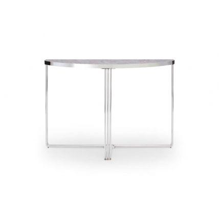Demi Lune Console Table