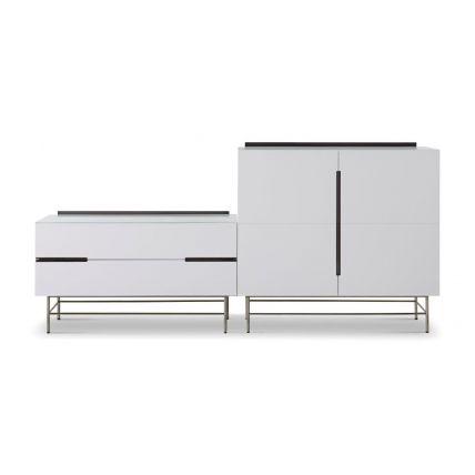 Door & Drawer Combination Sideboard