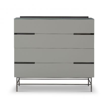 Alberto Wide Chest Of Drawers