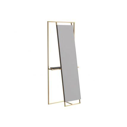 Floor Standing Mirror & Valet