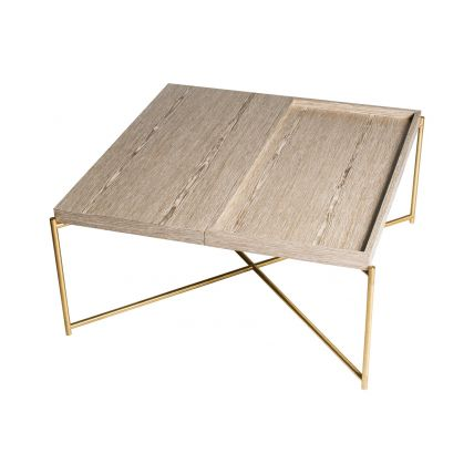 Square Top Coffee Table