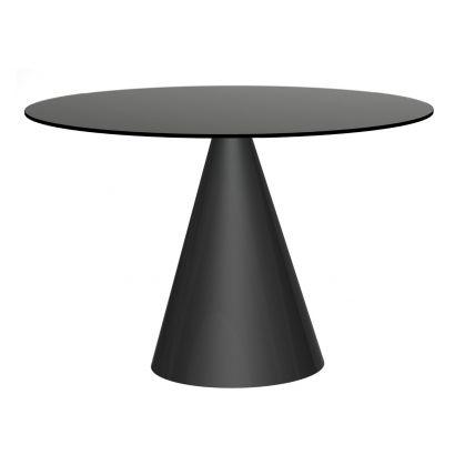 Large Circular Dining Table