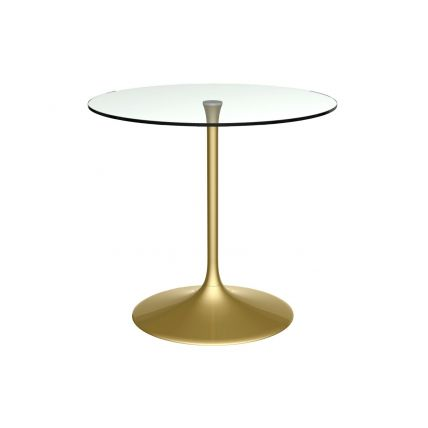 Small Circular Dining Table