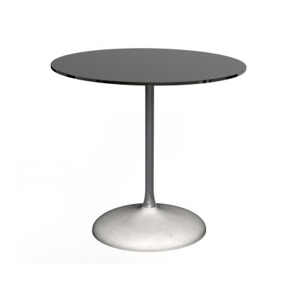 Swan Concrete Base Dining Tables