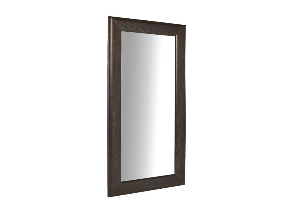Wall Leaning Full Height Portrait Mirror