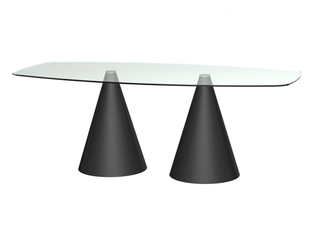 Long Rectangular Dining Table
