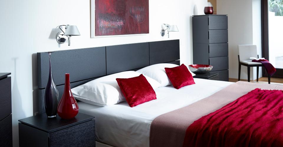 Cordoba King Bed © GillmoreSPACE Ltd