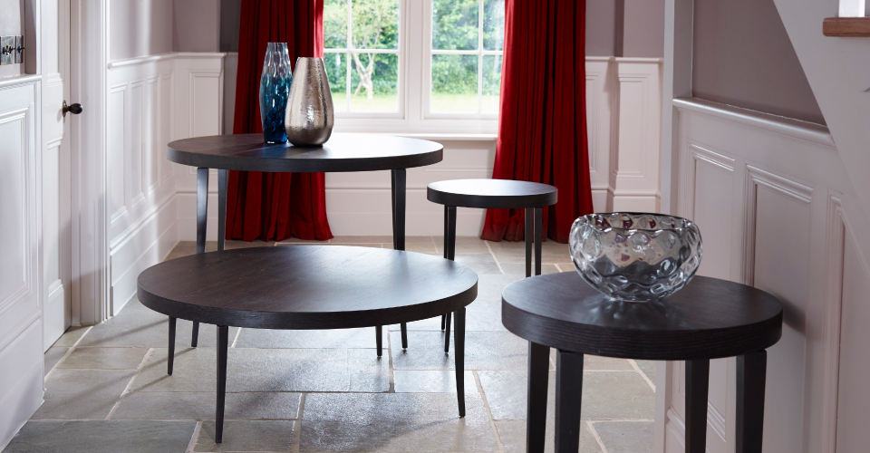Fitzroy Tables by Gillmore © GillmoreSPACE Ltd