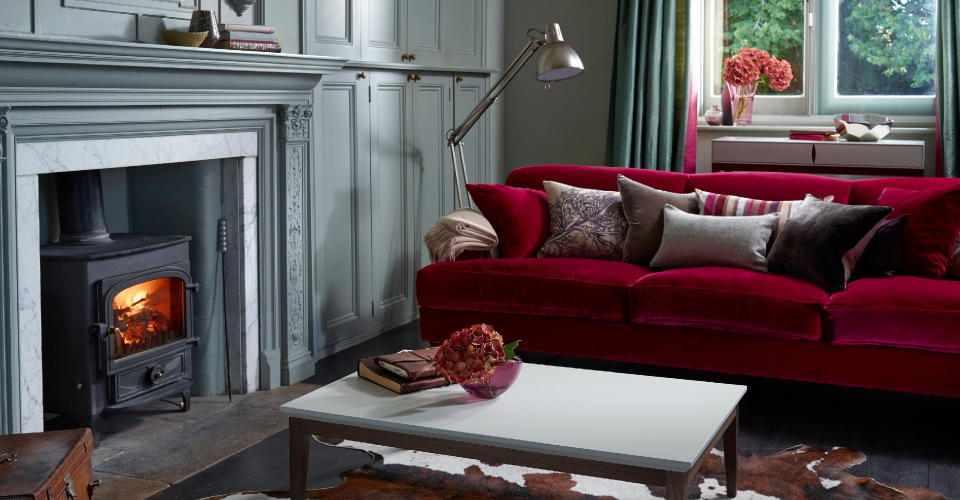 Lux Rectangular Coffee Table © GillmoreSPACE Ltd