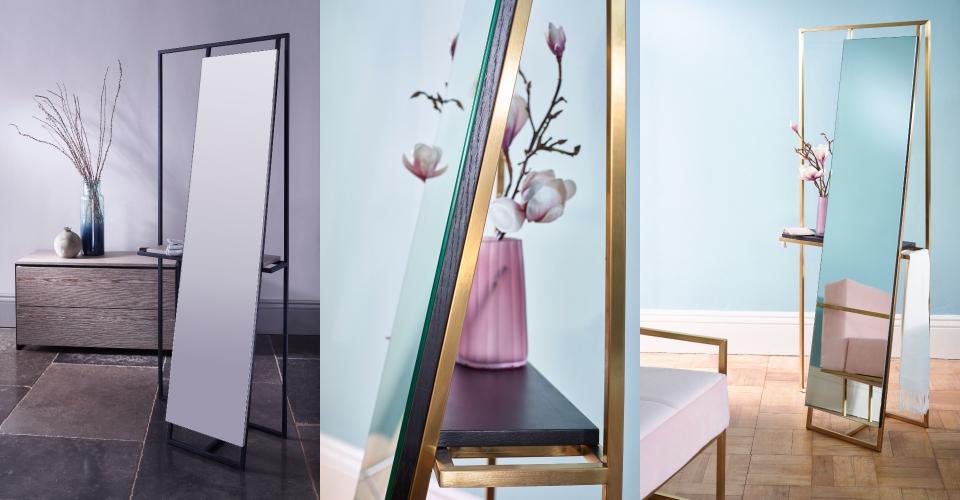 Federico Mirror Set by Gillmore © GillmoreSPACE Ltd