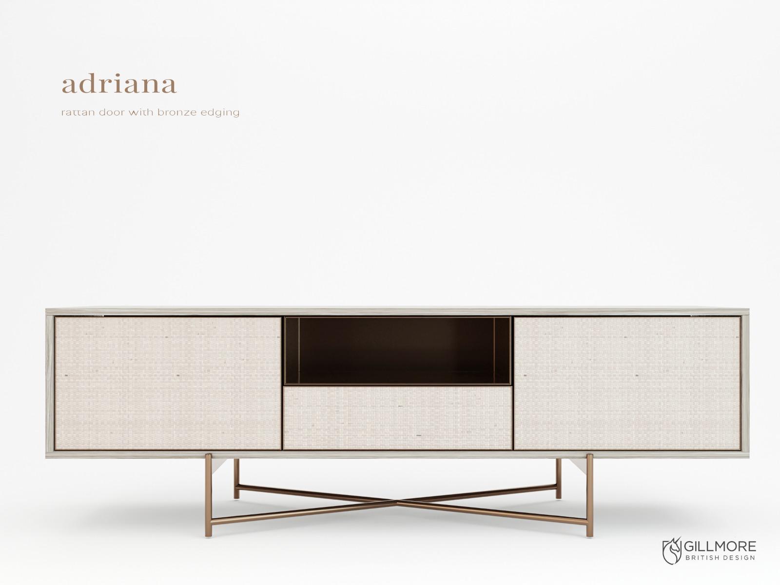 Adriana collection by Gillmore © GillmoreSPACE Ltd